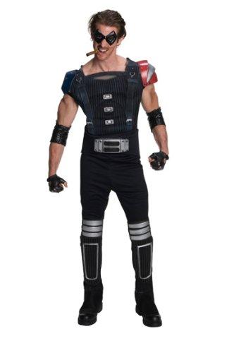 Rubies 889032XL - Disfraz de Watchmen para hombre (talla 50/52)