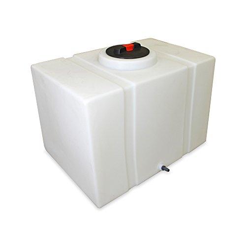 100 gallon water tanks plastic - 3