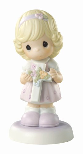 "Precious Moments ""My Faith is in Jesus Figurine"