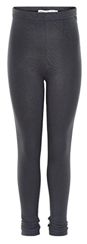 Lange Leggins - Leggings in Anthrazit Uni von MINYMO 140660 Size 134