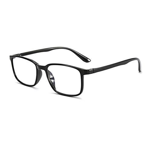EYEphd Gafas Lectura fotocromáticas progresivas e Inteligentes Enfoque múltiple, Lentes Resina asférica 1,56 Gafas de Sol para Exteriores con luz Anti-Azul /UV400 dioptría +1,0 a +3,0,Negro,+2.25