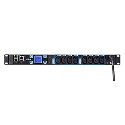 Eaton ePDU Metered Input G3 1U; C20 16A 1P; 8xC13 - EMIH28