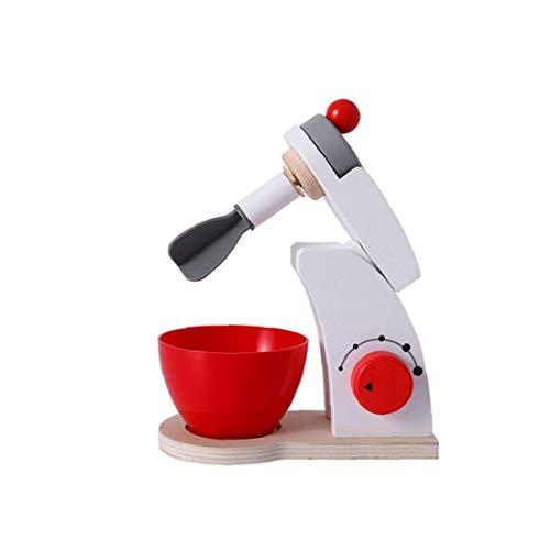 NaisiCore Holzspielzeug Holz Blender Maschine Durable Holz Küche Kinderspielzeug Kreative Lernspielzeug für Kinder Baby Supplies Küchenversorgung