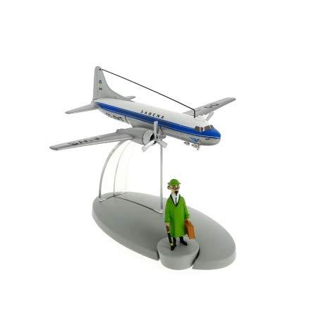 DataPrice Tintín 29537- Avión Sabena de la compañia Swissair. La búsqueda de Tornasol. Escala 1:200