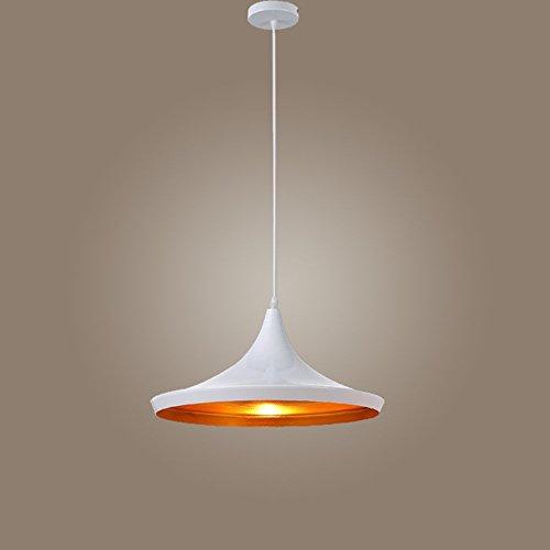 3X Moderna Industrial Iluminación Colgante de Luz