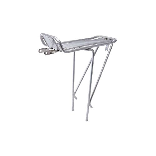 Avenir AMD180 Rear Luggage Carrier - Silver