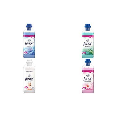 Lenor Sensitive Waschmittel flüssig, 33 Waschladungen