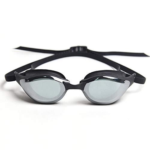 MYYINGELE Mode Schwimmbrillen - Unisex Schwimmbrille - Taucherbrille UV-Schutz Wasserundurchlässig - Triathlon Brille für Männer und Frauen, Frau/Männer, C