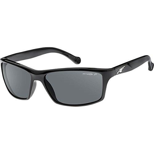 Arnette Sonnenbrillen Für Mann 4207 41/81, Black / Grey (Polarized) Kunststoffgestell