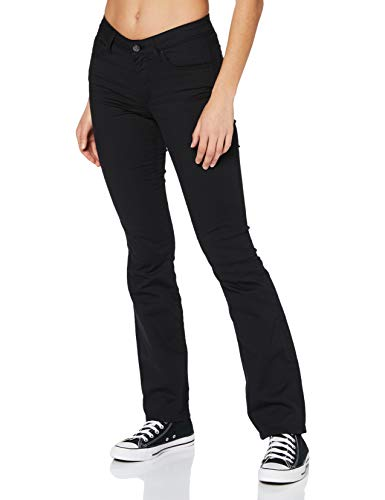 Mavi Bella Jeans, Double Black Str, 26W x 30L para Mujer