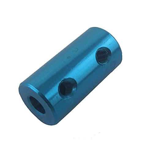 xcbdf Cuidar de 2PCS 2/3 / 3.175/4/5 / Aleación de Aluminio del Orificio de 6 mm Aleación de Aluminio Acoplamiento de Acoplamiento de Acoplamiento de Acoplamiento 20mm Cargar los Portes