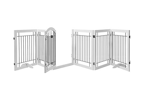 31SlVeh6cJL The Best Baby Gates for Dogs 2021 [In-depth Review]