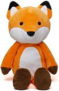 Avocatt Orange Huggable Fox Plush 10 Inches Stuffed Animal Plushie Hug and Cuddle with Squishy product image