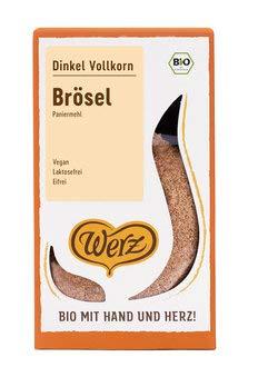 Werz Bio Dinkel-Brösel (1 x 200 gr)