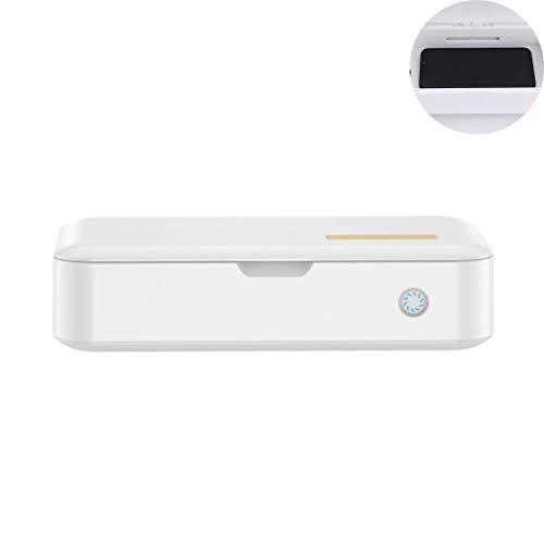HLLZRY UV-licht voor smartphone, sterilisator, smart phone, USB, UV, draagbaar, USB-oplader, voor smart phone horloges, tandenborstels, sieraden