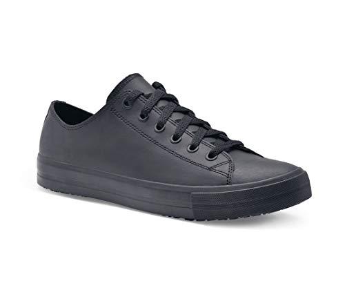 Shoes for Crews 32394-40/6.5 DELRAY FEMMES, Chaussures en cuir pour femmes et hommes, Taille 40, Noir