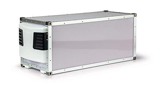 Carson 1:14 20Ft. Kühlcontainer Kit, RC, Zubehör für Tamiya Trucks, Ersatzteile, Tuningteile, Modellbau, 500907336