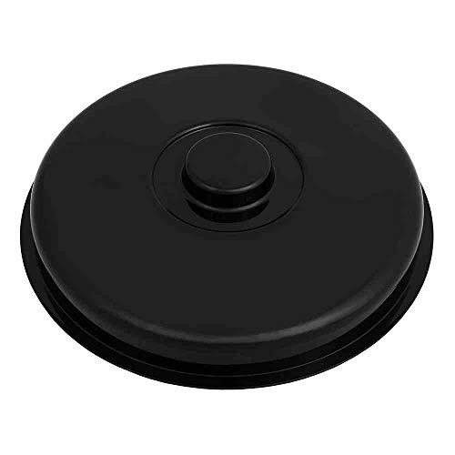 WECK Ersatzdeckel für WAT 14/14A/15, Kunststoff, schwarz