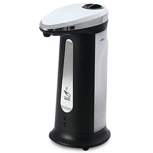 Soap Dispenser, Touchless Automatic Hand Sanitizer Dispenser, Visible Water Tank, Liquid Dispenser for Kitchen & Bathroom