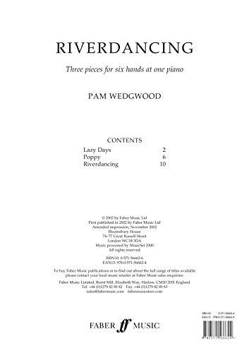 RIVERDANCING PIANO SIX HANDS: Sheet (Faber Edition)