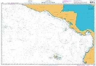 UKHO BA Chart 4811: Pacific Ocean, Central America, Mexico to Ecuador
