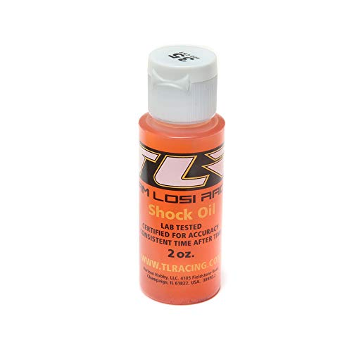 TEAM LOSI RACING Silicone Shock Oil, 35wt, 2oz, TLR74008