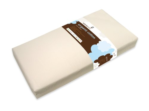 Naturepedic No-Compromise Organic Cotton Crib Mattress Product Image