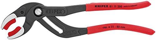 Knipex 81 11 250 SB Siphon- und Connectorenzange Länge: 250 mm