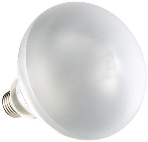 Exo Terra Solar Glo Sun Simulating Terrarium Heat Lamp, Reptile Light Bulb, 125 Watts, PT2192
