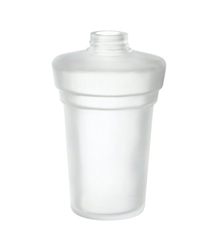 SMEDBO Spare Clear Glass Tumbler N3351 Seifenspender, farblos, 5.6 x 5.6 x 12.2 cm