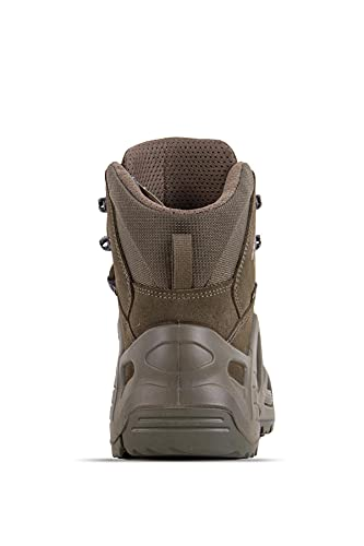 Lowa Zephyr MID TF GTX Gore-Tex Men's Tactical Boots, Ranger Green - Grün, 45
