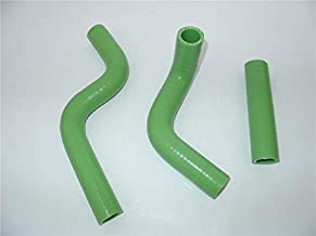 Red kit silicone radiator hose for Honda ATC 250R ATC250R 1985 1986 85 86