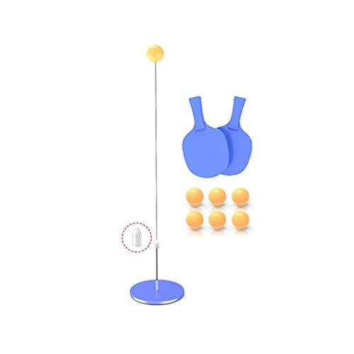 QSJY tafeltennistrainer voor de oefening thuis nee goedkope tafel hoogparametreerbare 75-105 cm