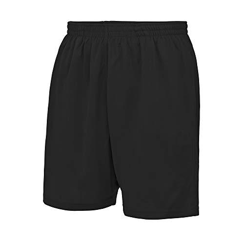 Just Cool - Short de sport - Homme (L - 86cm) (Noir)