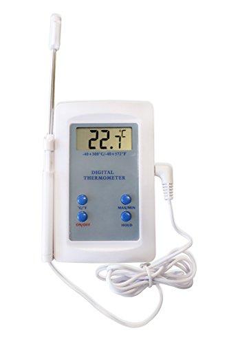 Louis Tellier N3123 Thermomètre de Cuisson Électronique -40 to +300°C