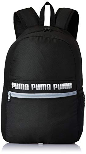 Puma Phase Backpack II Mochilla, Unisex Adulto, Negro Black, OSFA