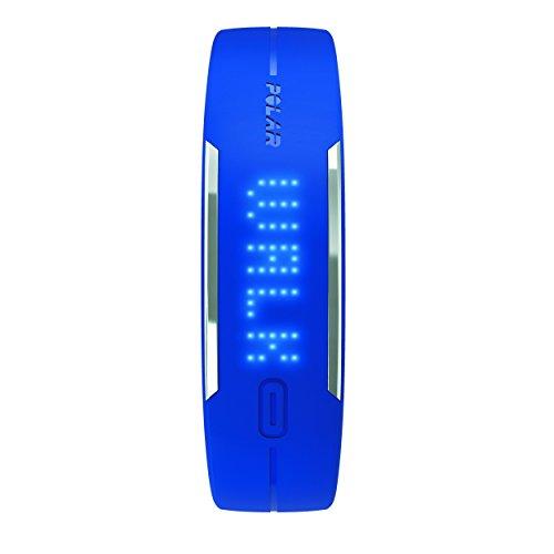 Polar Loop 90047659 Azul- Pulsera de Actividad, Monitor de Ritmo cardía