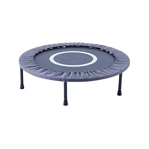 Sdesign Cebañador de trampolín de Interior Plegable para Adultos, diversión de Perder Peso, rebundeder Trampoline para Adultos y niños