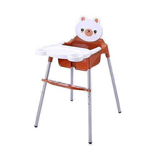 GZQDX Chaise bébé à Manger, réhausseur bébé Chaise bébé Table à Manger et chaises for Enfants Chaise Enfants Manger Table Chaise bébé (Color : A)
