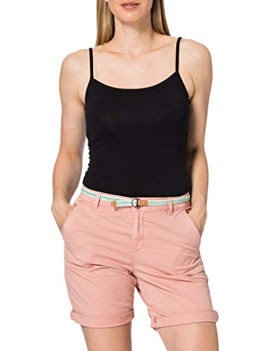 Esprit 991EE1C307 Pantalones Cortos, 685/Nude, 42 para Mujer