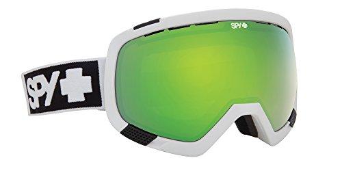 Spy Snow Goggle Platoon (mit Bonus Lens), Bronze mit Red Spectra, One Size