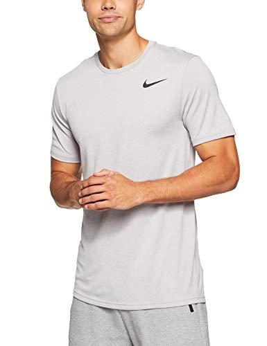 Nike Breathe Hyper Dry Camiseta de Manga Corta de...
