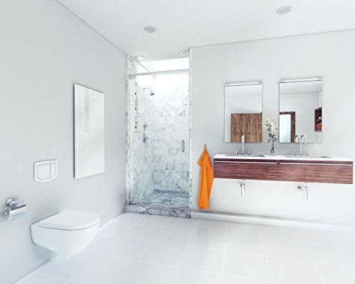 ETHERMA LAVA® Infrarotheizung Glasheizkörper 500 W 63 x 90 x 3 cm Oberfläche aus 6 mm kaufen  Bild 1*