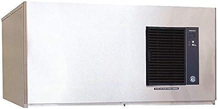 Hoshizaki 115V Large Square Modular Ice Machine, Stainless Steel, 500 lb. - IM-500SAA
