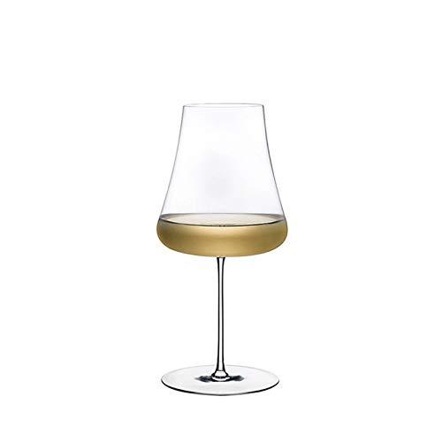 QUQU 1000ml de Alta Capacidad de Vino Tinto Ultra Delgado Copa de...