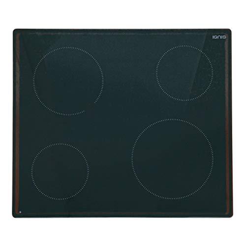 Keramische plaat voor kookplaat fornuis Ignis Whirlpool 481010623706 AKL4990NE