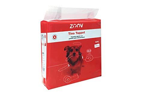 ZOOV - MORE THAN PASSION Hygienische Matte, 50 Stück