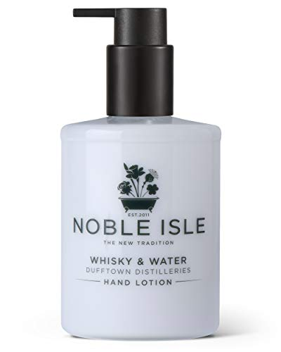 Whiskey & Water Luxury Hand Lotion for Dry Skin