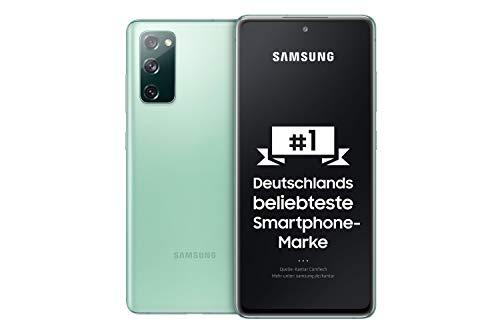 Samsung Galaxy S20 FE 5G, Android Smartphone ohne Vertrag, 6,5 Zoll Super AMOLED Display, 4.500 mAh Akku, 128 GB/ 6 GB RAM, Handy in Grün inkl. 36 Monate Herstellergarantie [Exklusiv bei Amazon] - 9