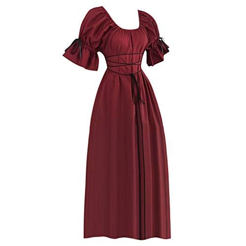 Damen Kleider Karneval Kostüm Mittelalter Kostüm Luxuriös Mittelalterlichen Adels Palast Prinzessin Kleid Sommer Kurze Ärmel Petal Sleeve Cosplay Kleid Von Allence